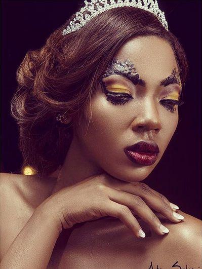 Makeup by Caroline Danjuma - BellaNaija - September 2015009