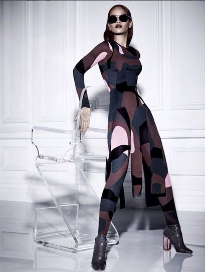 Rihanna x Dior - gorgeoustrends- September