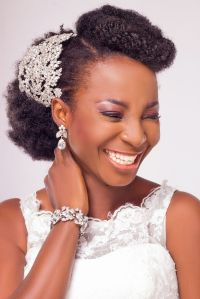 Natural Hair Bridal Inspiration Shoot by Yes! I Do Bridal