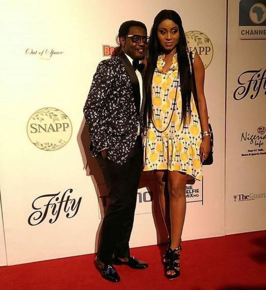 AY and Mabel Makun