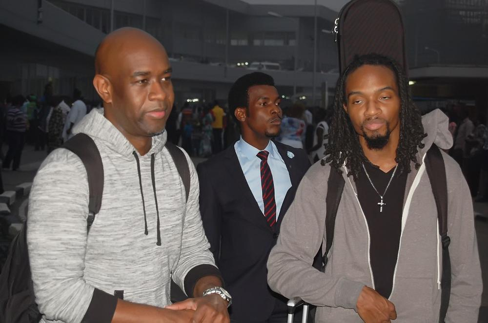 The Experience 2015 Airport Arrival 6