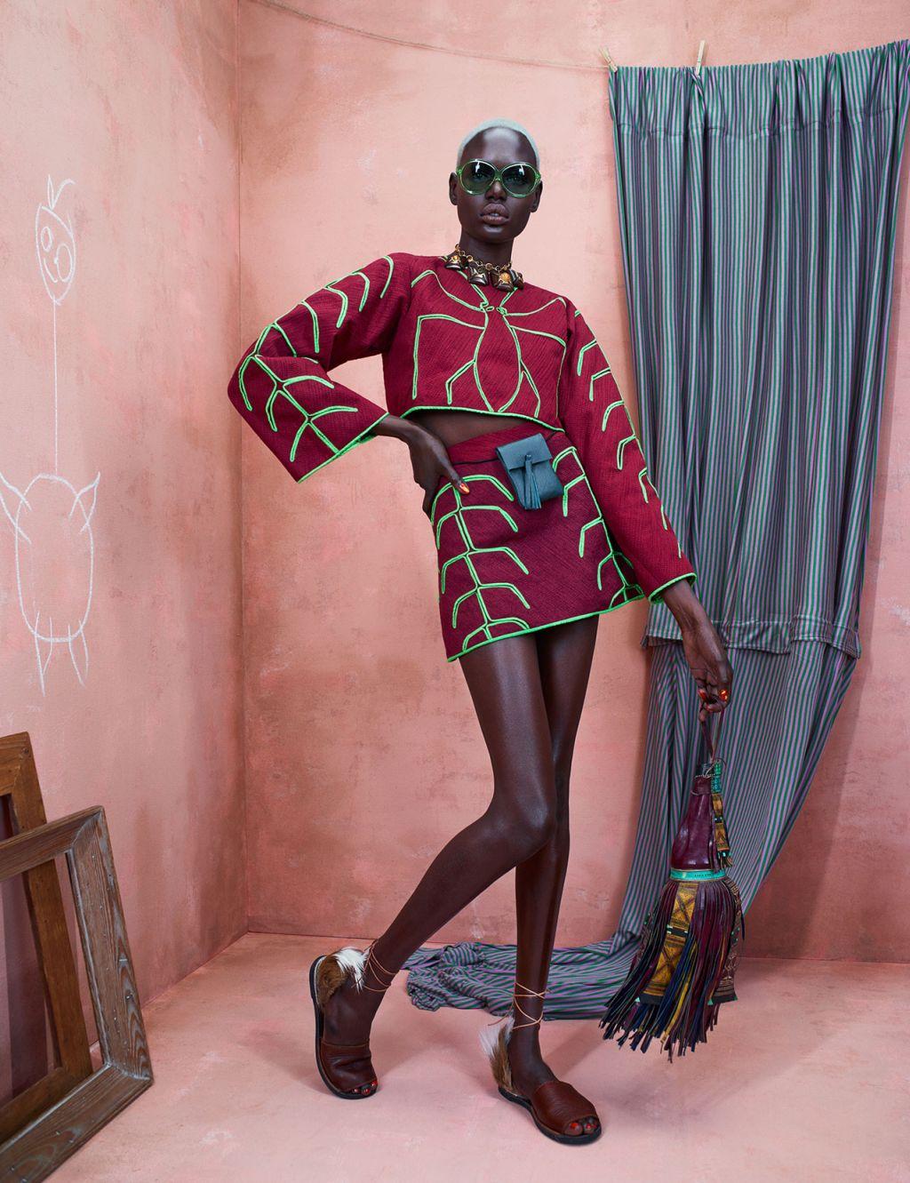 Models.com Africa Rising Fashion Editorial - BellaNaija - January2016004