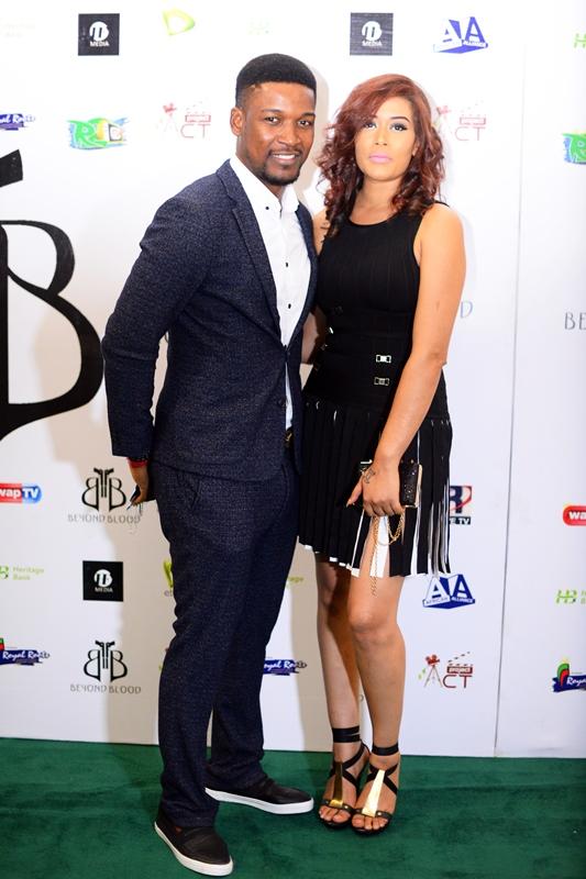 Wole Ojo & Adunni Ade