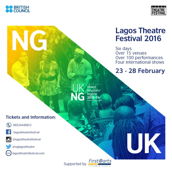 Image result for lagos theatre festival 2016