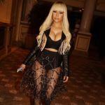 Nicki Minaj 6 - Nicki Minaj signed contract with Wilhelmina  as Major Modeling