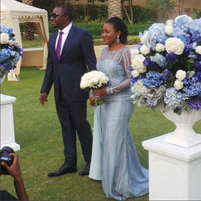 Ali Baba and Mary Akpobome