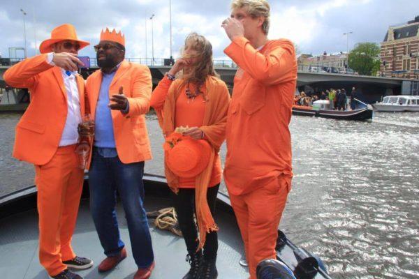 Amsterdam Kings Day Festival (1)