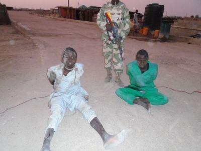 Boko Haram New Uniform