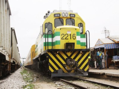 Image result for Train crushes 2 persons to death in Kano