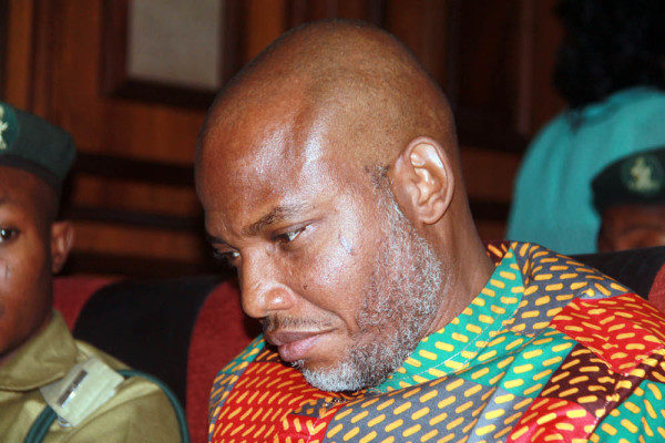 They gave me Biafra with five Igbo states in prison, I said no - Nnamdi Kanu