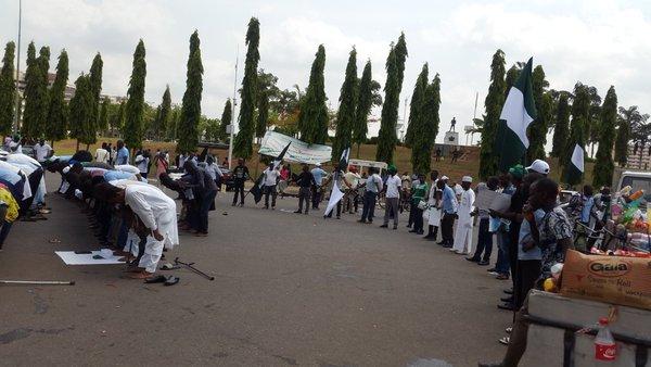 Occupy Nass Protest Abuja3