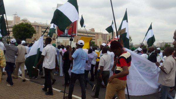 Occupy Nass Protest Abuja4