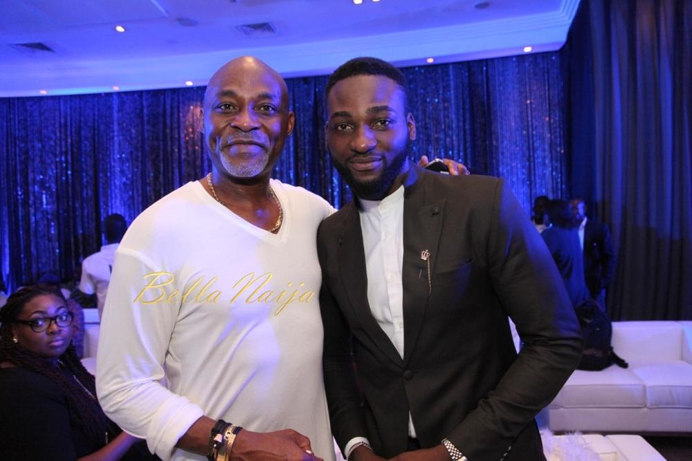 Richard Mofe Damijo and Gbenro Ajibade