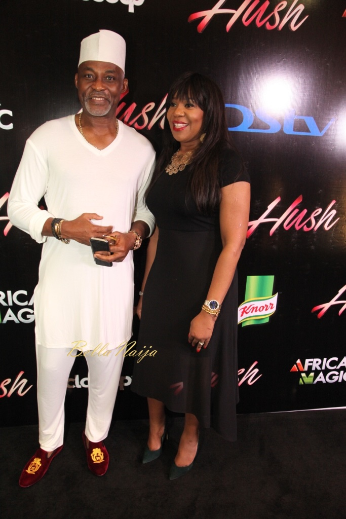 Richard Mofe Damijo and Wangi Mba Uzoukwu