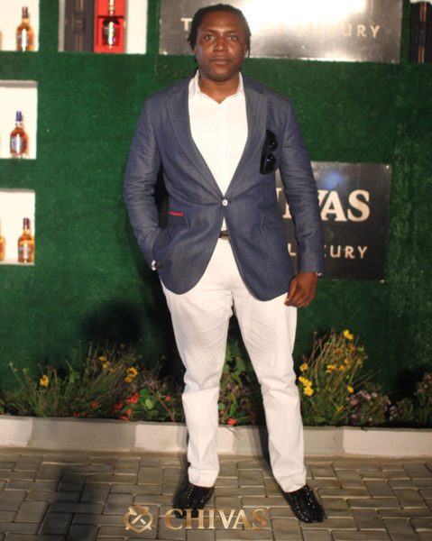 Image result for chivas regal hosts steve babaeko
