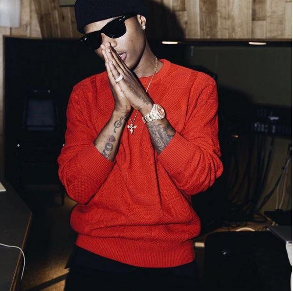 Wizkid-2 Wizkid Announced as a Headline Act for London's 2016 Wireless Festival