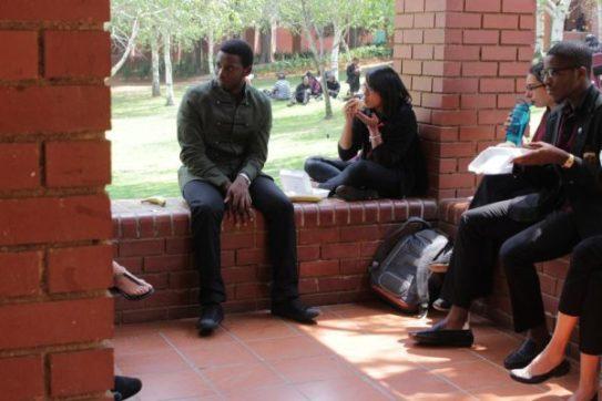 Chukwuwezam at Africa Leadership Academy