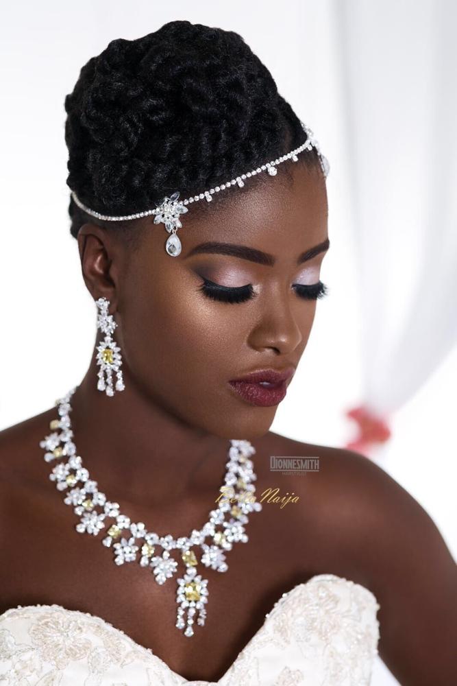 Dionne Smith Hair - Joy Adenuga Makeup - Ernest Simons Photography - BN Bridal Beauty - 2016 - BellaNaija - 4737