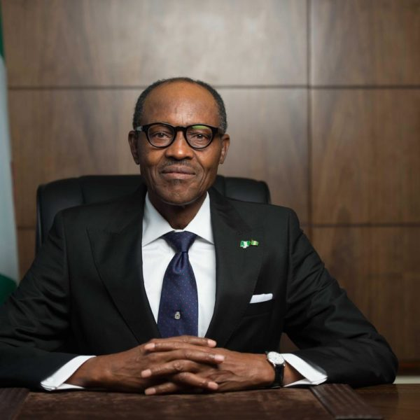 President Muhammadu Buhari-BellaNaija