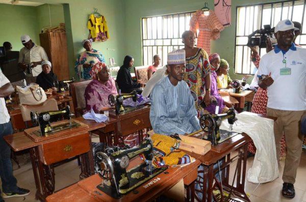 Unesco and Always Literacy Empowerment ProgrammeMay-2016-BELLANAIJA0013