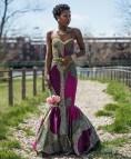 African Print Prom Dress Styles
