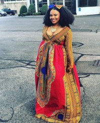 African Style Long Evening Dresses for Women  Fashion ...
