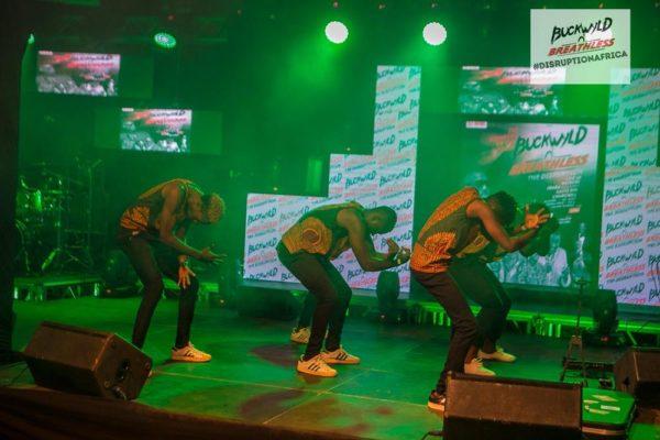 Buckwyld and Breathless The Distruption Africa Tour Concert Nairobi Kenya BellaNaija (14)