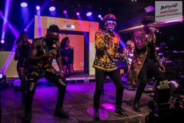 Buckwyld and Breathless The Distruption Africa Tour Concert Nairobi Kenya BellaNaija (23)