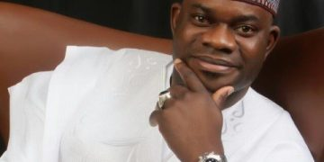 Yahaya Bello is Declared Winner of Kogi State Gubernatorial Election