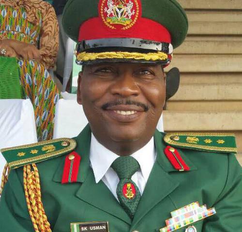 Colonel Sani Usman