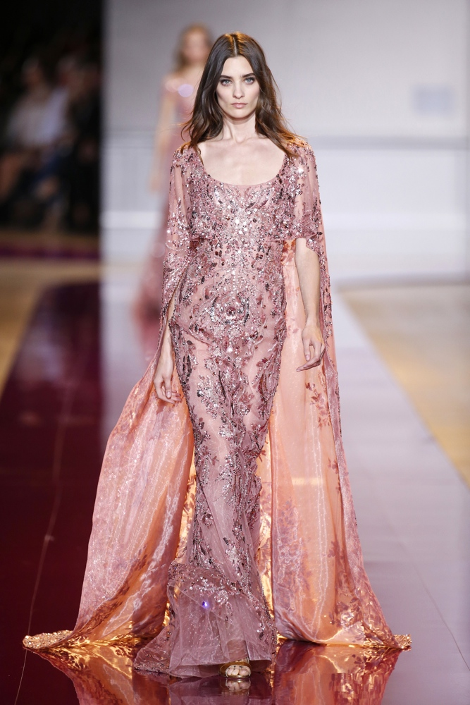 Zuhair murad at paris fashion week haute couture fall for 667 haute culture