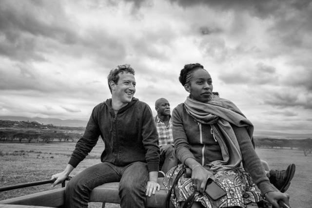 Looking for game at Lake Naivasha in Kenya.