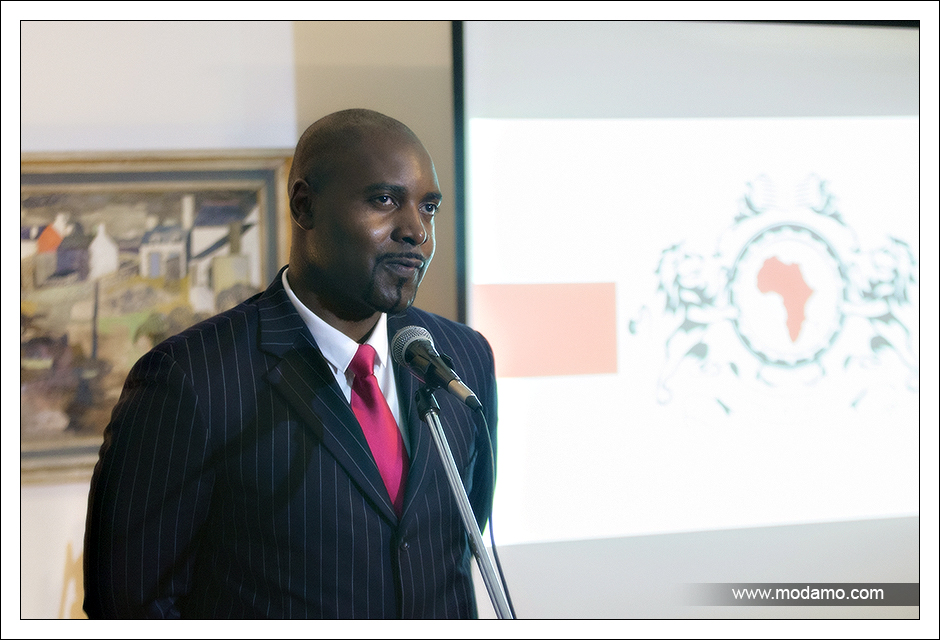 Kevin Korgba, a Director and co-founder of CABE UK