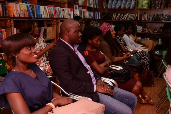 The Smart Money Woman - Lagos-Terra Kulture 7