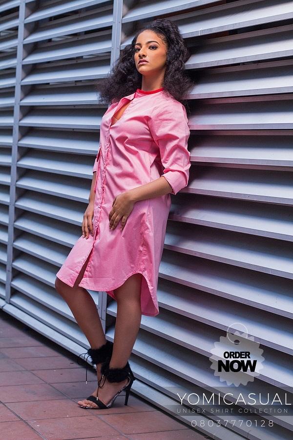 Yomi Causal unisex shirt collection_AYO ALASI STUDIOS-2350 copy_bellanaija