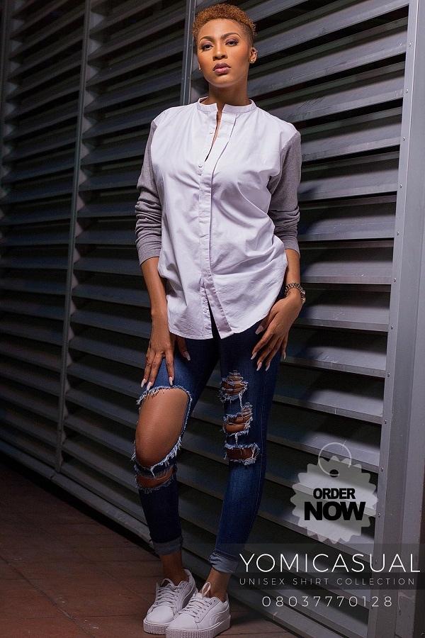 Yomi Causal unisex shirt collection_AYO ALASI STUDIOS-2467 copy_bellanaija