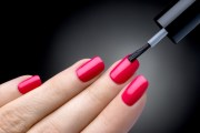 monday manicure with eki tips