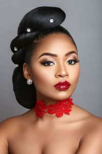 BN Bridal Beauty: 'From Retro to Afro' Photo Shoot from UK ...