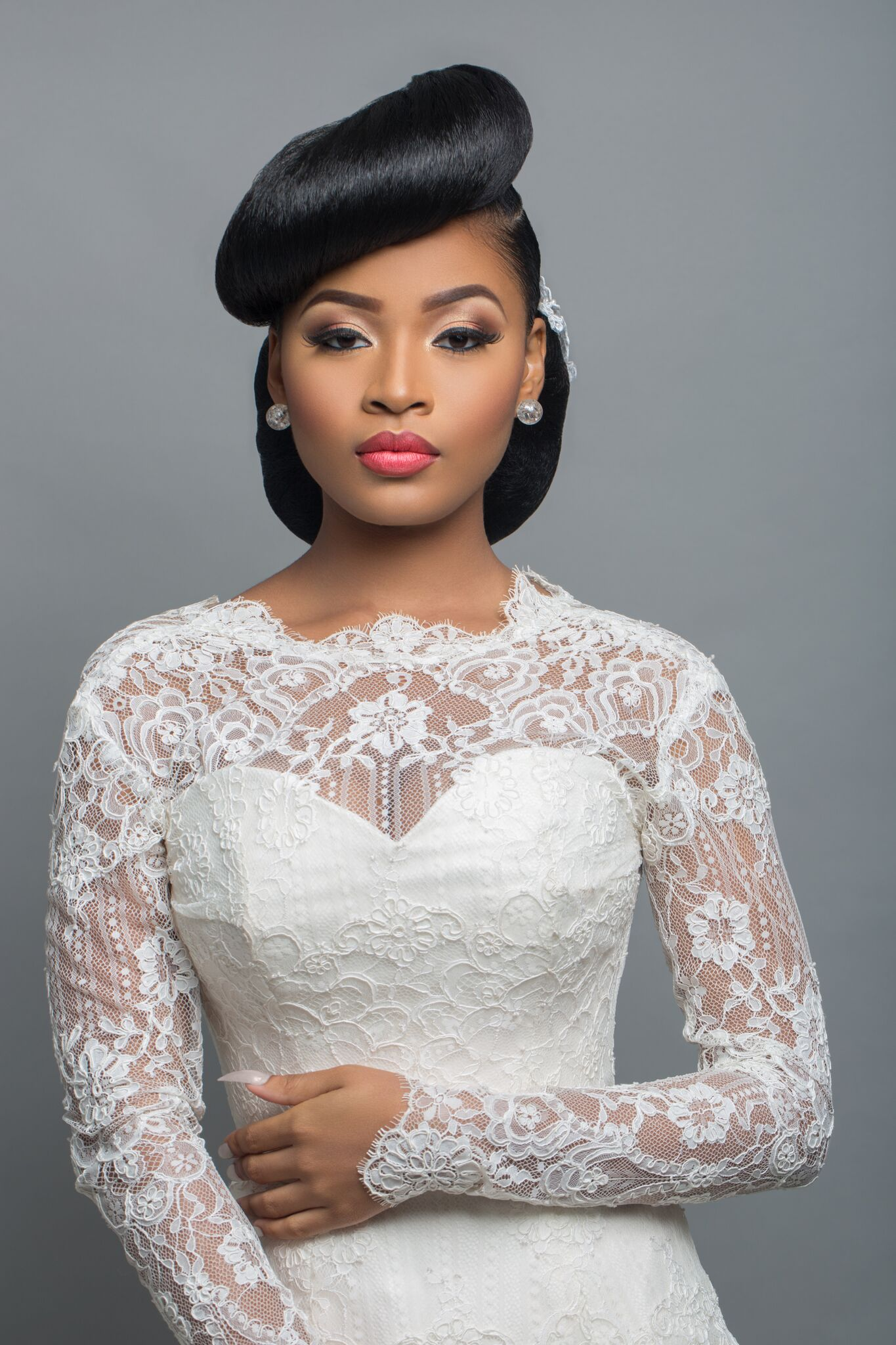 Bn Bridal Beauty From Retro To Afro Photo Shoot From Uk