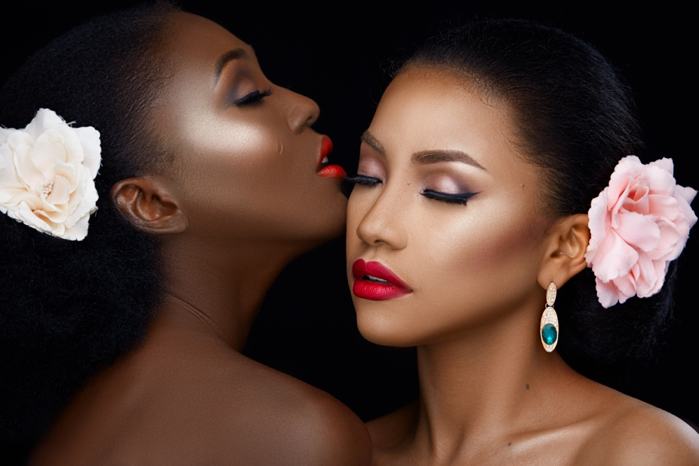 The Adella Touch A Beauty Photoshoot by Makeup Artist
