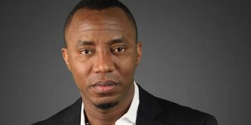 Here's what Sowore's Spouse, Opeyemi has to say About his Rearrest