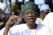 """I didn't say I'll ban the production of Nigerian videos overseas"" - Lai Mohammed"