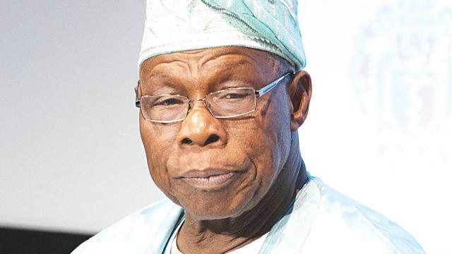 Obasanjo Urges Lawson to Change Face of NACCIMA & Boost the Nigerian Economy