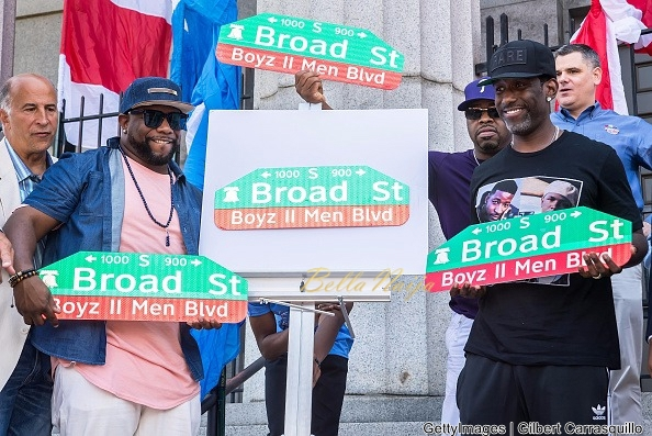 BellaNaija - Philadelphia Street renamed after Boyz II Men