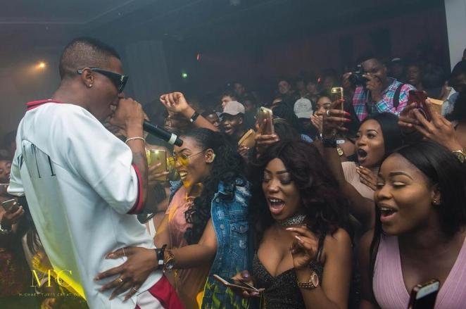 BellaNaija - Wizkid surprises Fans with Free Launch Party for #SFTOS   See all the Reactions