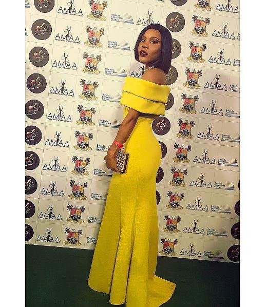 Amaaa - African Movie Academy Awards 2017 photos by Stephanie Linus, Bimbo Akintola, Somkele Idhalama