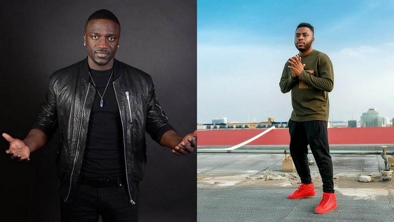 BellaNaija: Akon signs Samklef to KonLive Records