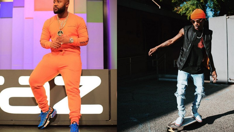 "BellaNaija - ""I dream of a day when SA Hip Hop travels the World like that"" - Cassper Nyovest on Wizkid"