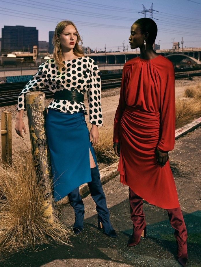 Lookbook: Zara Pre Fall 2017 Campaign & Fall/Winter teaser