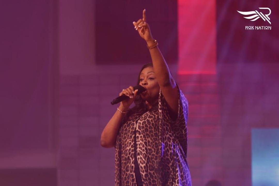 BellaNaija - #FearlessConcert: Kirk Franklin, Tim Godfrey, Frank Edwards worship God in Style | Photos + Video